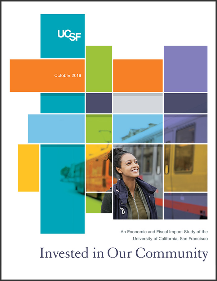 Cover of the 2016 Economic Impact Report