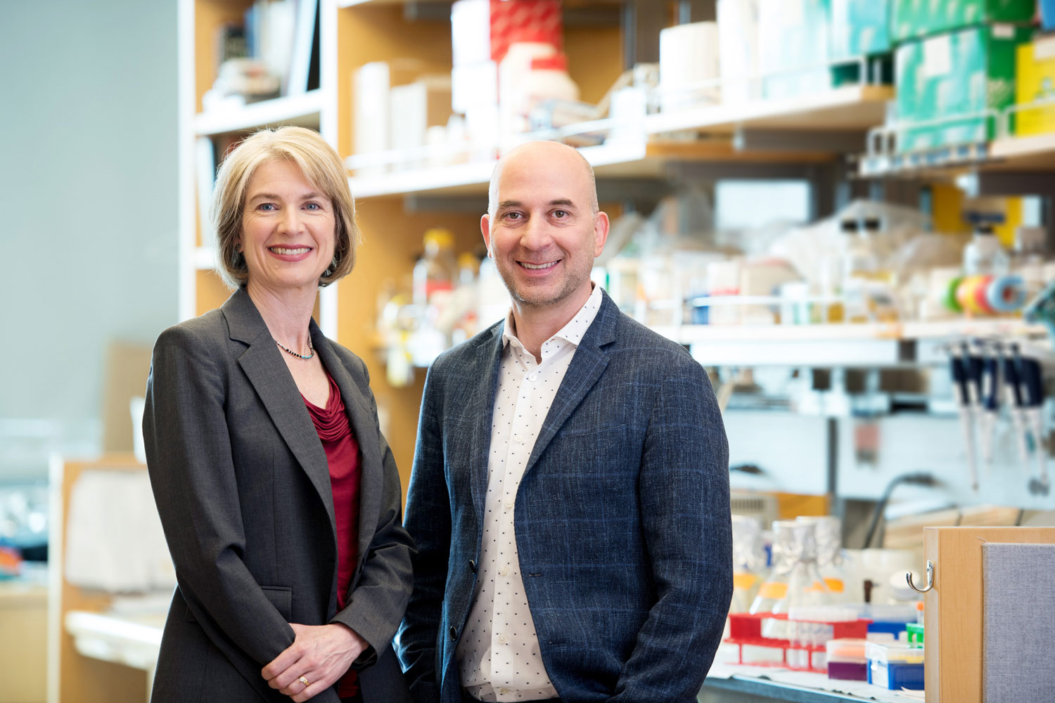 New CRISPR Lab to Accelerate Drug Discovery, Advance Genomic