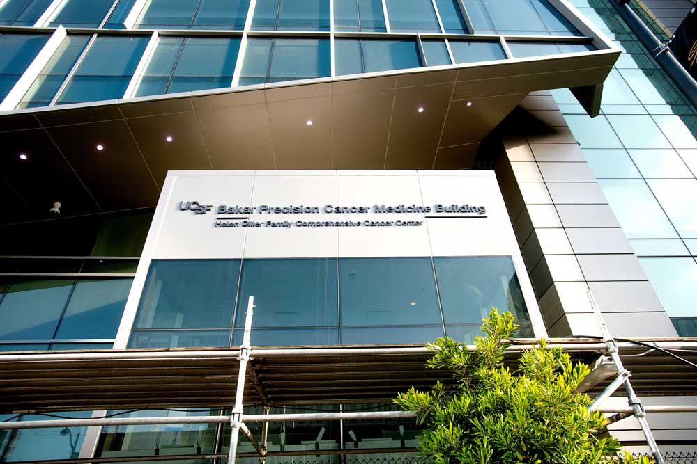 UCSF Unveils Cancer Building Devoted to Precision Medicine