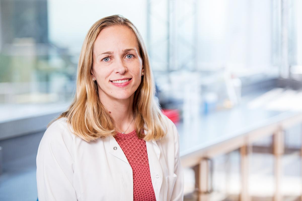 Tiffany Scharschmidt, Department of Dermatology