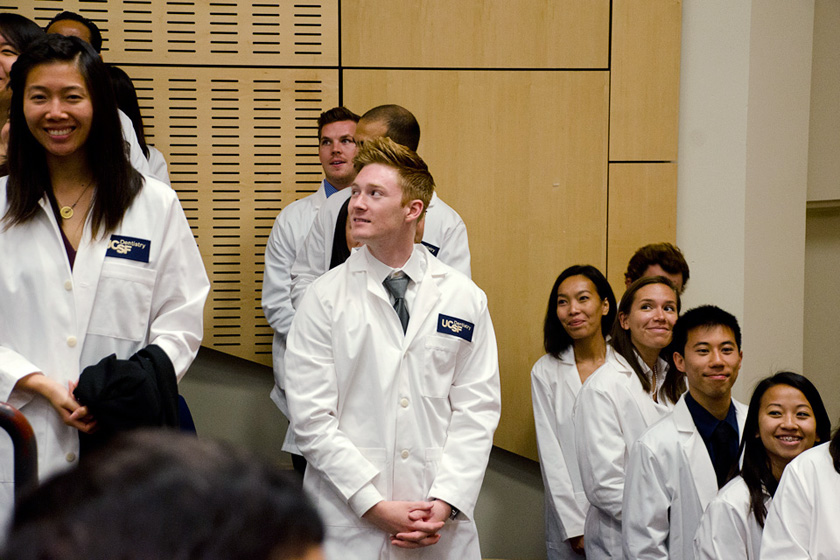 Back to School 2013: UCSF Welcomes New Class | UC San Francisco