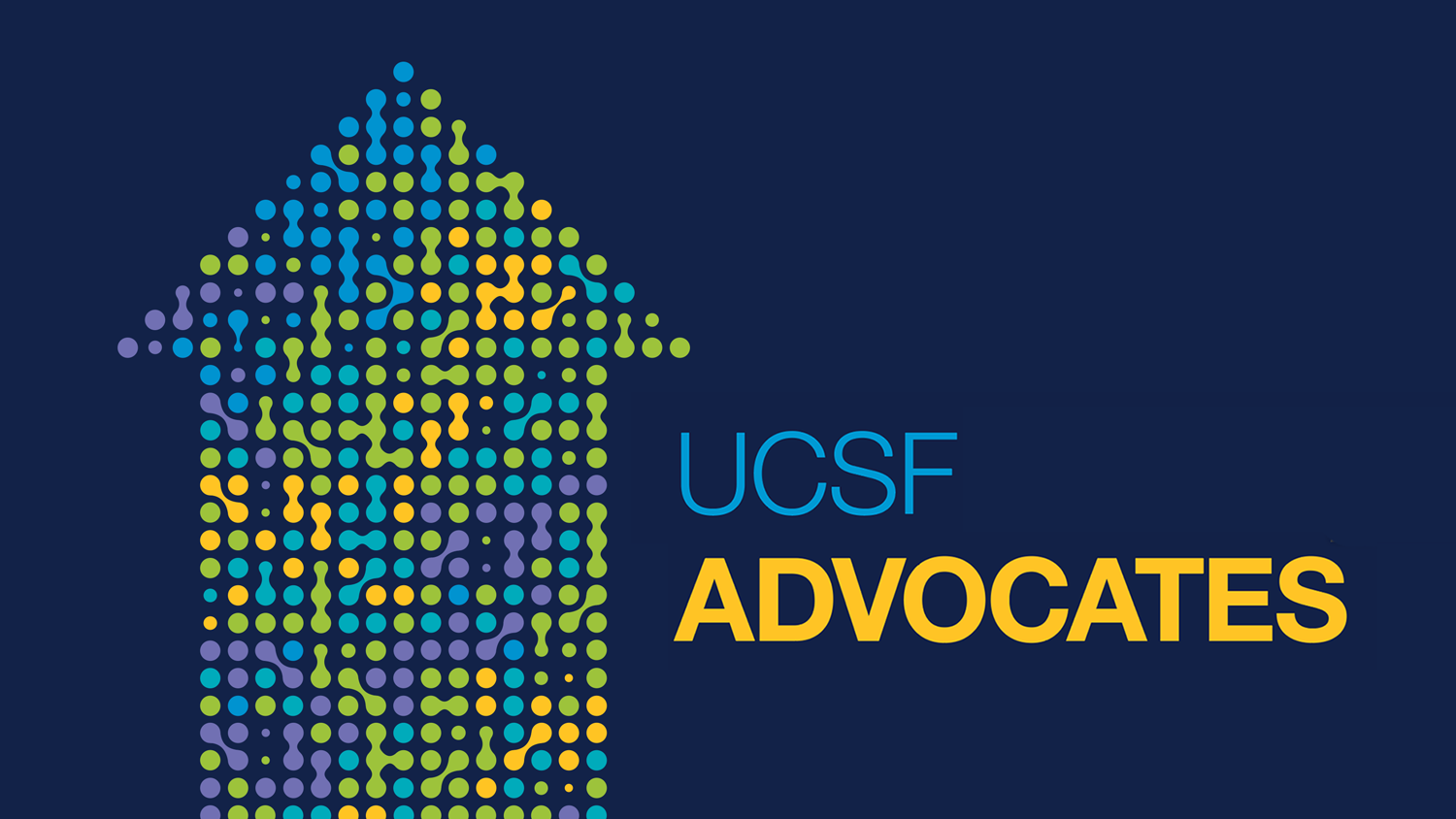 UCSF Advocates graphic