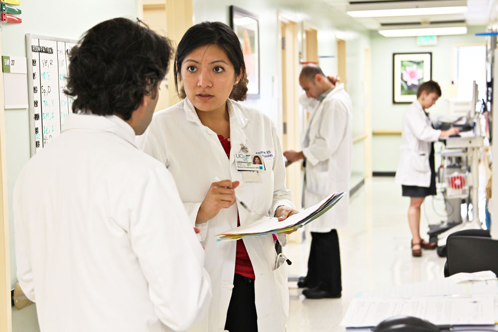 UCSF's Residency Training Programs Tops in National Survey