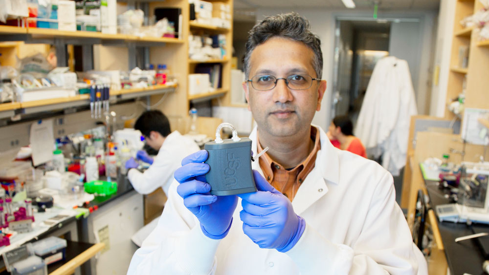 Artificial Kidney Research Advances Through UCSF