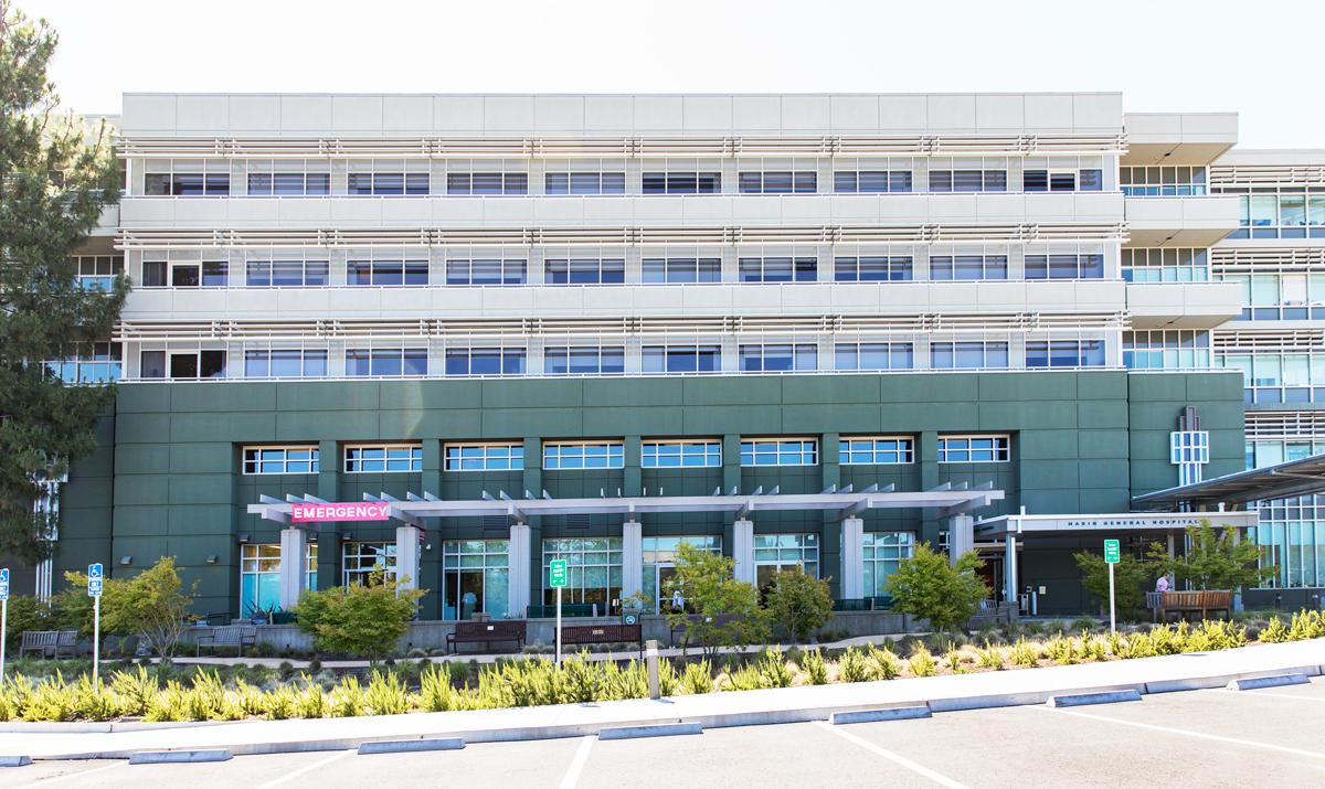 Marin General Hospital and UCSF Health Form Strategic
