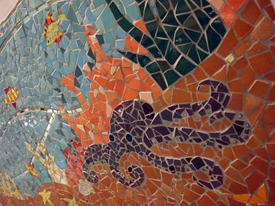 Mosaic Project: Connecting the UCSF Community Through Art | ucsf.