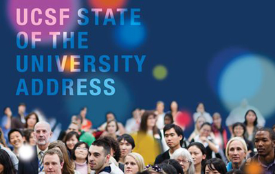 The 2012 State of the University Address is set for Tuesday, Sept. 25