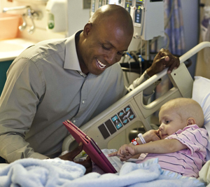 Baseball Great Barry Bonds Strengthens Relationship with ...