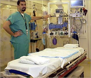 Emergency Department Opens New Patient Rooms | UC San Francisco