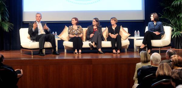 Vicki Kennedy Headlines UCSF Panel About Brain Tumors | UC San Francisco