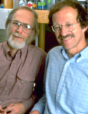 J. Michael Bishop and Harold Varmus