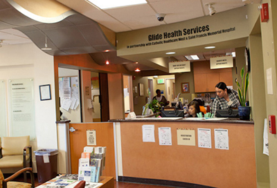 Glide Health Services is a nurse-run clinic.