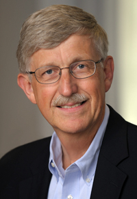Francis Collins, MD, PhD