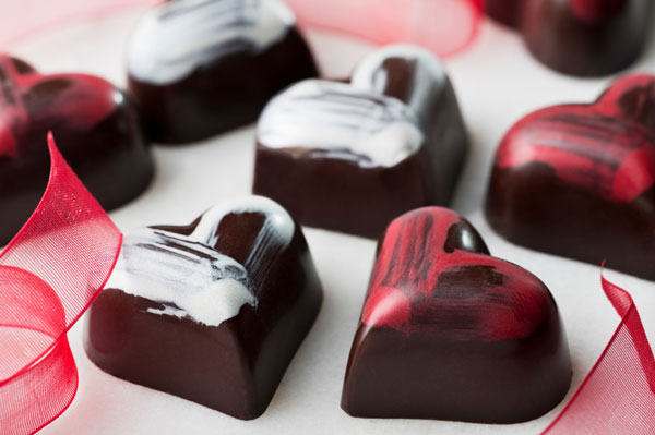 valentine's day chocolates can be good for heart health | uc san, Ideas