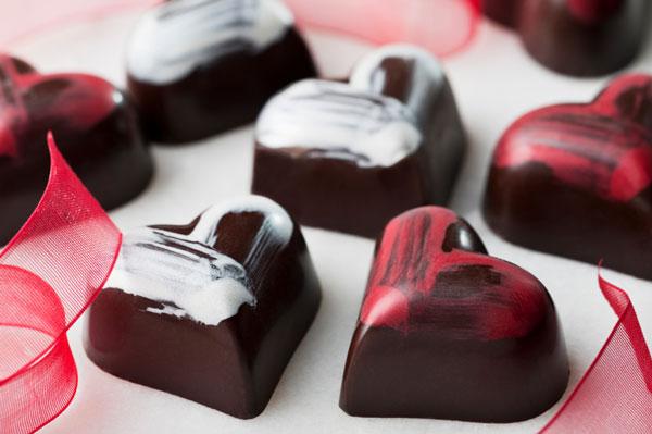 Homespun With Love 14 Chocolate Heart Valentine Inspirations