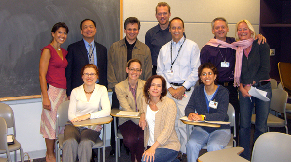 Kevin Mack and his colleagues at UCSF