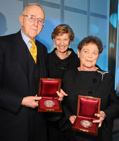Herbert and Marion Sandler received the UCSF Medal in 2010.