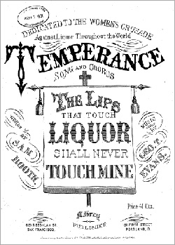 Temperance   Stand For Reform