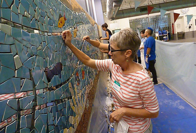 Mosaic Project: Connecting the UCSF Community Through Art ...