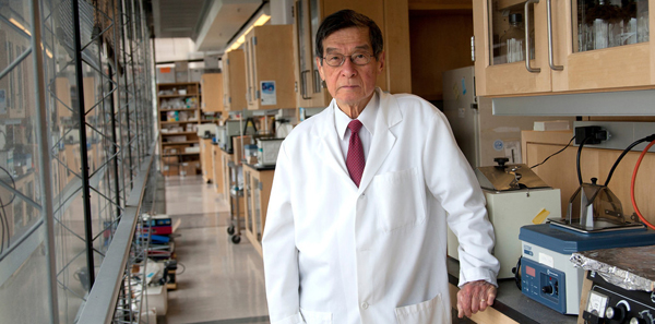 Y. W. Kan, MD, a pioneer of modern genetics