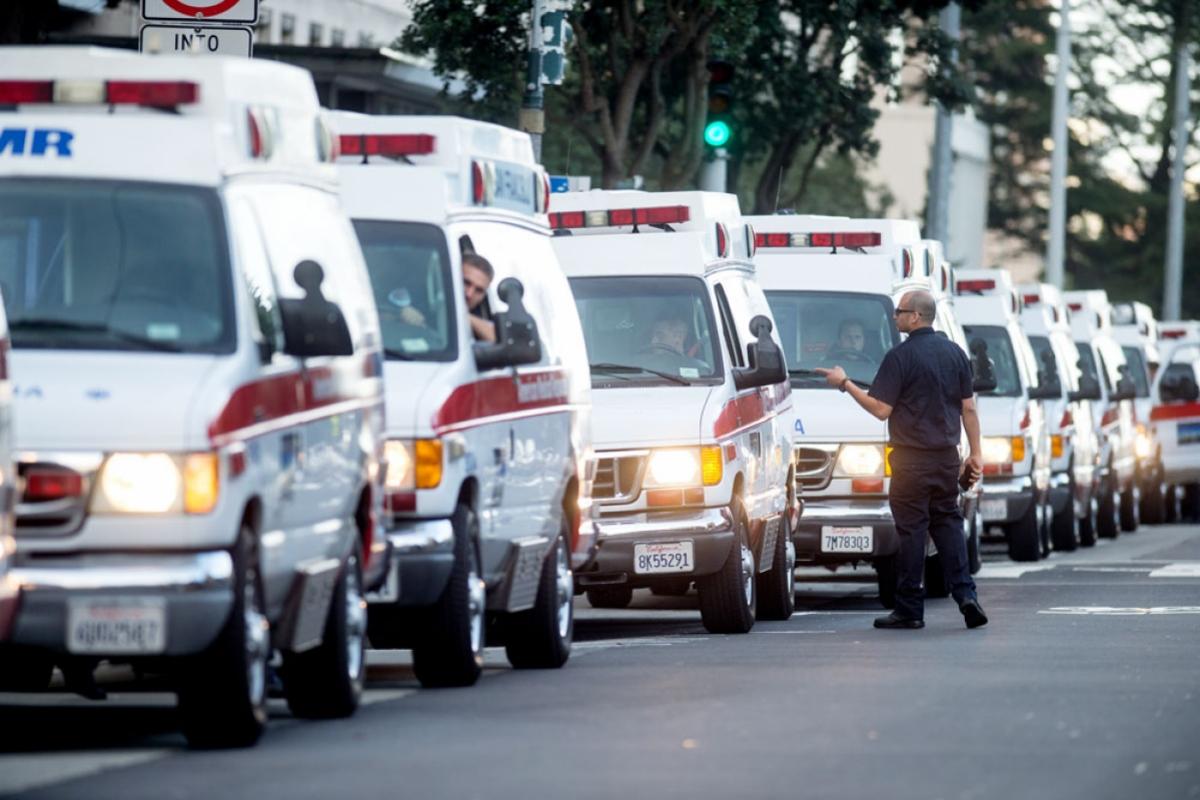 Emergency Room San Francisco