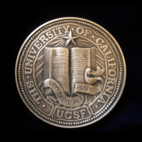 Image of UCSF Medal