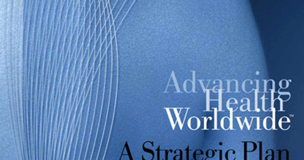 cover of the Strategic Plan report