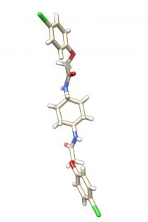 molecular model of ISRIB