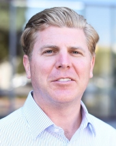 portrait of Patrick Caster