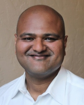 Headshot image of Rahul Desikan, MD, PhD