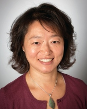 Portrait of Janet Shim