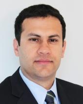 Headshot of Karunesh Ganguly, MD, PhD, associate professor of neurology, study's senior author.