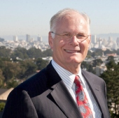 Mark Laret, President and CEO of UCSF Health