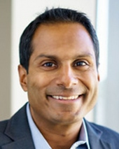 Headshot of Suneil Koliwad, MD, PhD.