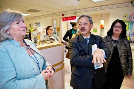 San Francisco Mayor Ed Lee dies at 65: mayor's office