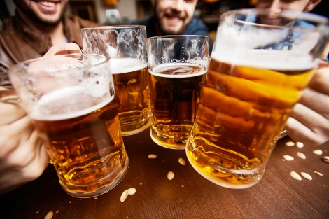 Binge Drinking May Quickly Lead to Liver Damage | UC San