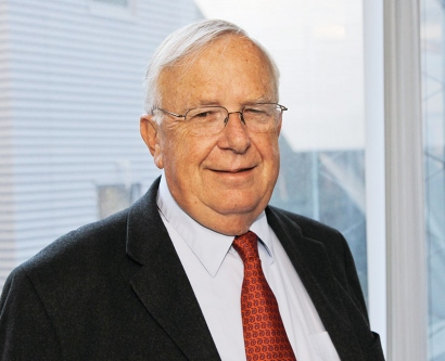 portrait of Michael Merzenich
