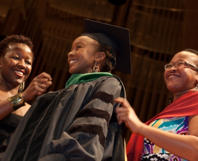 Chemtai Mungo earned her MD degree with distinction from the UCSF School of Medicine.
