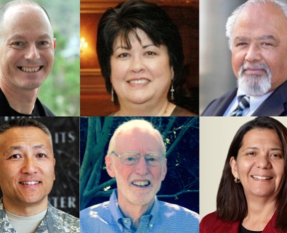 Some of the UCSF Alumni Excellence Award winners