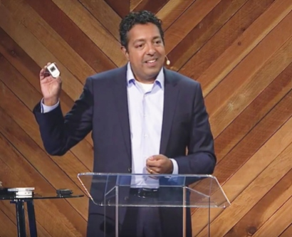 Atul Butte speaks at Dreamforce 2015