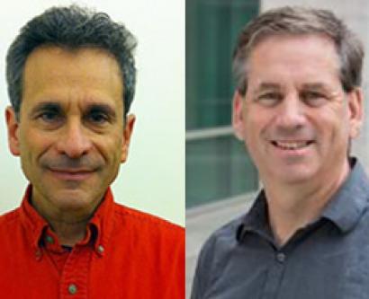 A photo compilation shows John Rubenstein and Michael Brainard