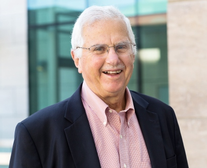 Portrait of Bruce Alberts