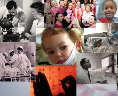 PBS Cancer Documentary Collage
