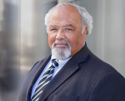 Eric Goosby, professor of medicine and director of Global Health Delivery and Diplomacy in Global Health Sciences at UCSF, and the UN Special Envoy on Tuberculosis