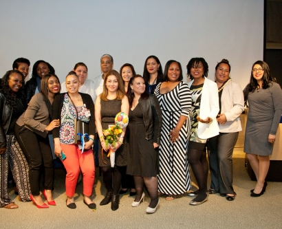 UCSF EXCEL graduates in May 2015