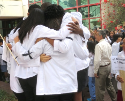 UCSF Students Bring Attention to Impact of Racial Disparities in Health Care