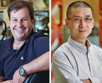 """UCSF""""s Loren Frank, PhD, and Yifan Cheng, PhD"""