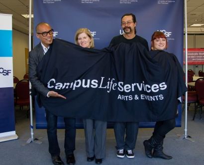 Photo of Joey Convento, Jennifer Mannix, Robert Kirkbride, and Pilar Deer