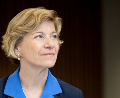 UCSF Chancellor Susan Desmond-Hellmann thanks the UCSF community in a farewell video address.