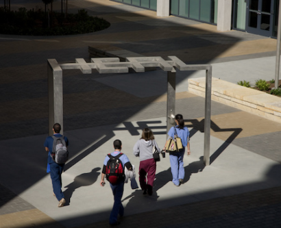 UCSF campus